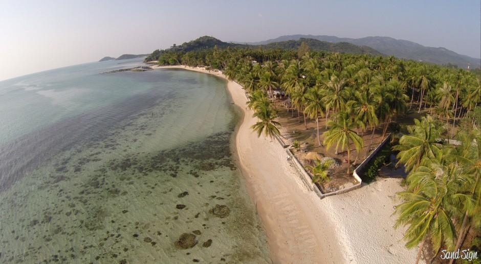 Koh Samui beaches in Thailand