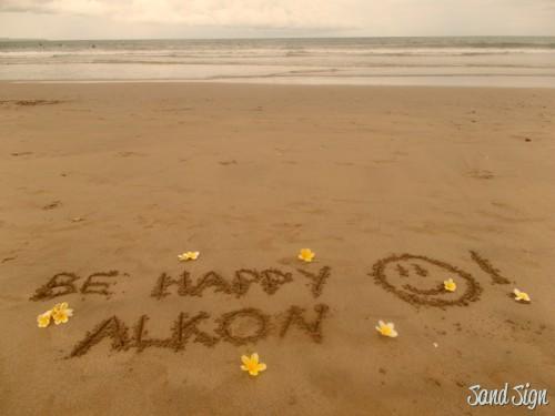 Be happy!   АЛКОН