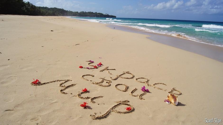 Имя На Песке На Мальдивах