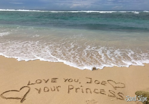 Love you, Joe♥️ Your princess❤