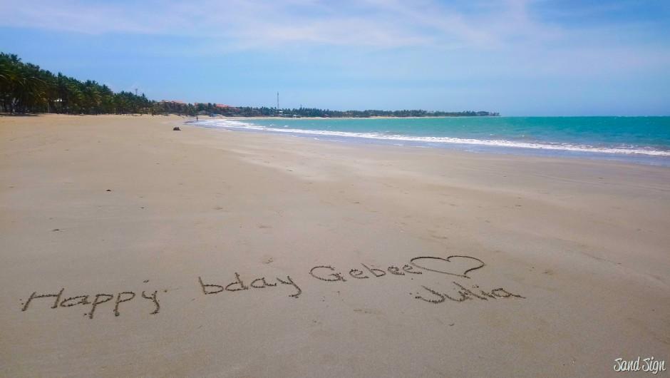 Happy bday Gebee ❤ Julia