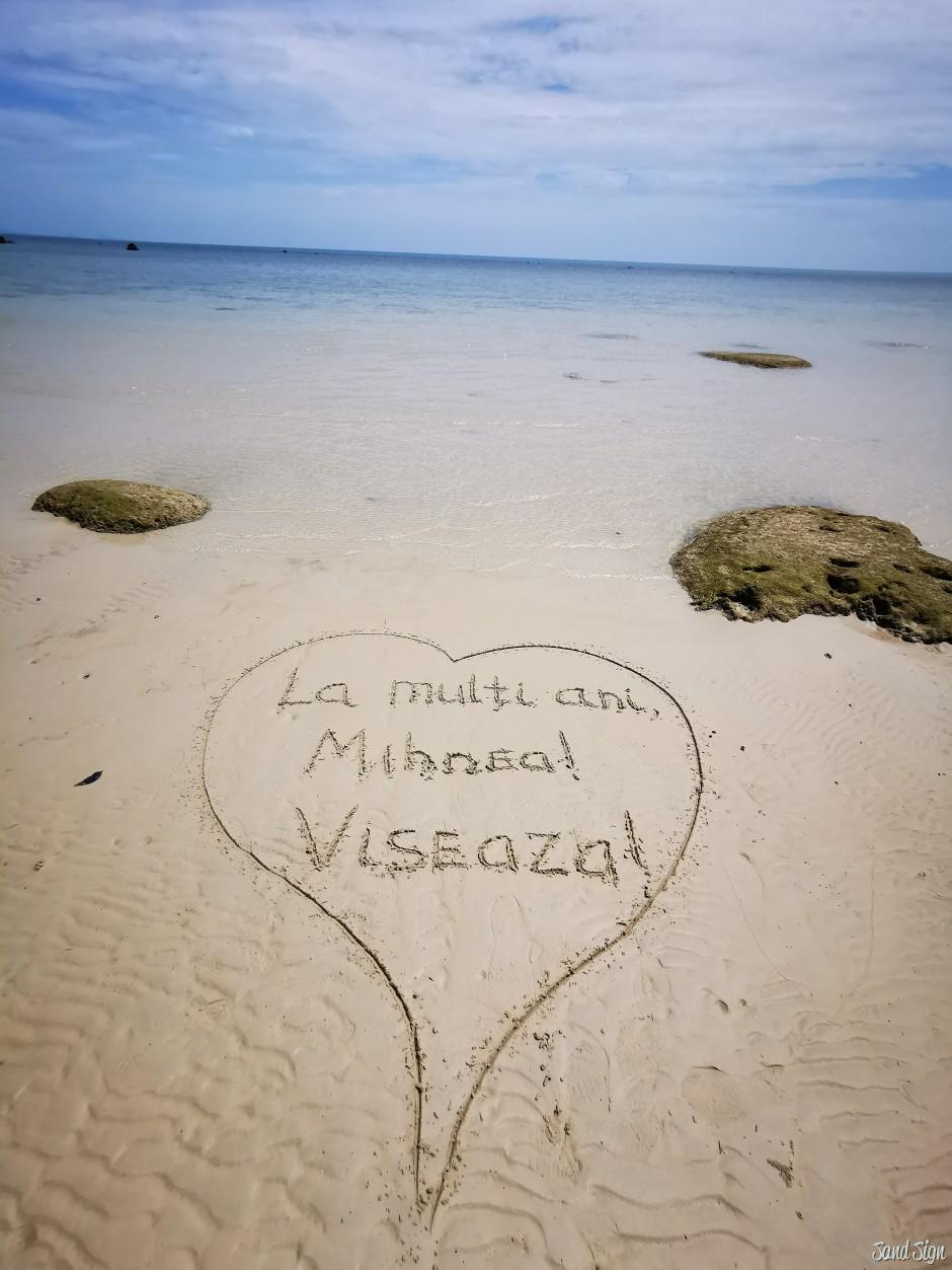 La mulți ani, Mihnea! Viseaza!